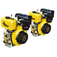 Дизельный двигатель Кентавр ДВС-300ДЭ 6,0л.с. с электрическим стартером