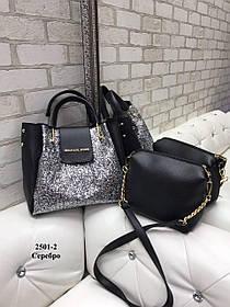 Комплект женский сумка и клатч