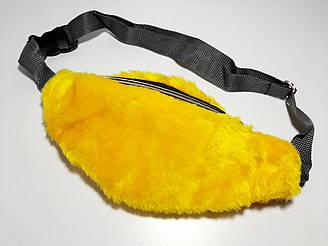 Поясная сумка бананка детская