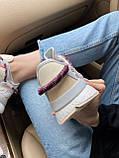 Женские кроссовки Adidas Nite Jogger beige, фото 3
