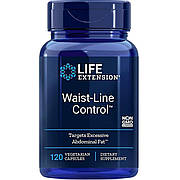 Жиросжигатель, Waist-Line Control, Life Extension, 120 вегетарианских капсул