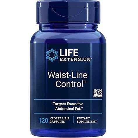 Жиросжигатель, Waist-Line Control, Life Extension, 120 вегетарианских капсул, фото 2