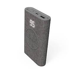 Внешний аккумулятор iOttie iON Wireless Go Power Bank 10000 mAh Grey