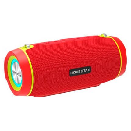 Портативна бездротова Bluetooth колонка Hopestar Original P13 Black чорна Speaker (оригінал), фото 2