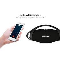 Портативная беспроводная Bluetooth колонка Hopestar Original Hopestar H37 Black Speaker, фото 2