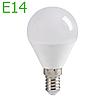 Светодиодная лампа 9Вт Е14 G45 6500К LM3057