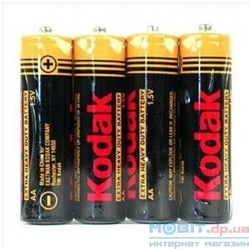 Батарейки Kodak R6, АА