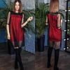 Платье сетка в расцветках 04р1543, фото 2