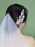 Ніжна прикраса заколка для зачіски, фото 3
