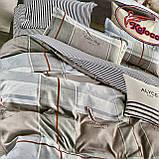 Постельное белье Евро размер Фланелевый комплект постельного белья Хорошее качество, фото 2