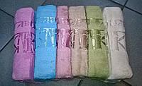 Полотенца Cestepe F.Agas бамбук разные цвета