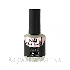 Иллюминатор для ногтей Naomi Nail Illuminator 01, 15 мл