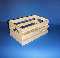 Ящик с рейками заготовка для декора , фото 1