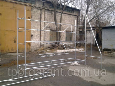 Леса строительные клино-хомутовые, Киев, Одесса, Львов, Винница