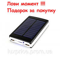 Power Bank UKS Solar 90000 mAh павербанк зарядка солнечная батарея, солар, внешний аккумулятор