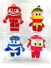 Игровой набор Роботы Поезда (Кей Альф Дак Селли) - Игрушки Robot Trains Transforming , фото 3