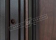 Входные двери ТМ Двери Украины серии БС модель Кейс (комплектация KALE), фото 4