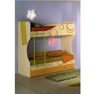 Двухъярусная кровать Фруттис, фото 1