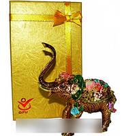 Шкатулка ювелирная Слон