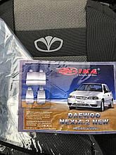 Чехлы на сиденья Daewoo Nexia II 2008- Nika