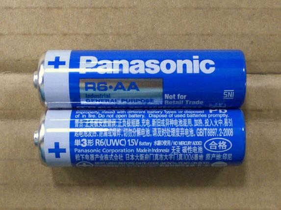 Батарейки PANASONIC R6, АА, фото 2