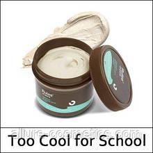 Маска-крем для лица с марокканской глиной Too Cool For School Morocco Ghassoul Cream Pack 100g