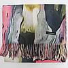 Кашемировый теплый платок Cashmere 215005, фото 2