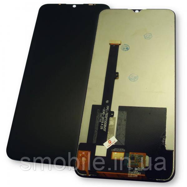Meizu Дисплей Meizu M10 M918H з сенсором, чорний (оригінальна матриця)