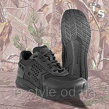 Тактичні кросівки NEWTON кордура чорні