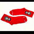 Яскраві барвисті шкарпетки з принтом Матильда Crazy Llama's, фото 3