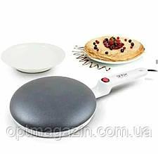 Погружная электрическая сковорода для блинов 20 см блинница Sinbo