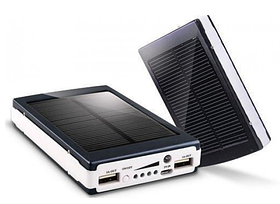 УМБ портативное зарядное Power Bank Solar UKC 80000 mAh