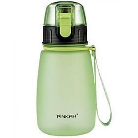 Бутылка для воды Pinkah TRITAN Sports PJ-748T 460 мл Green