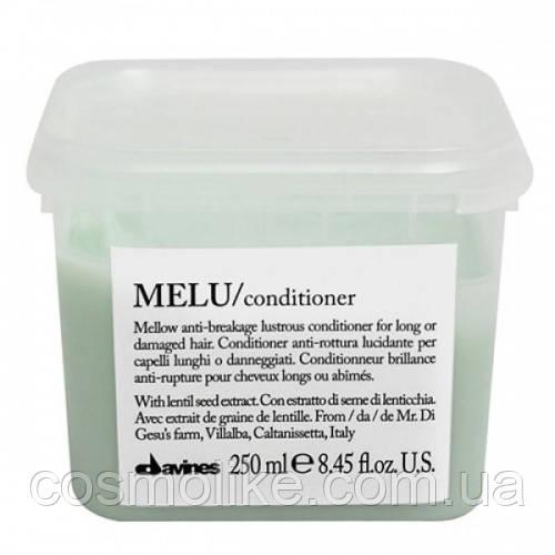 Davines Кондиционер смягчающий волосы и придающий блеск Melu Conditioner