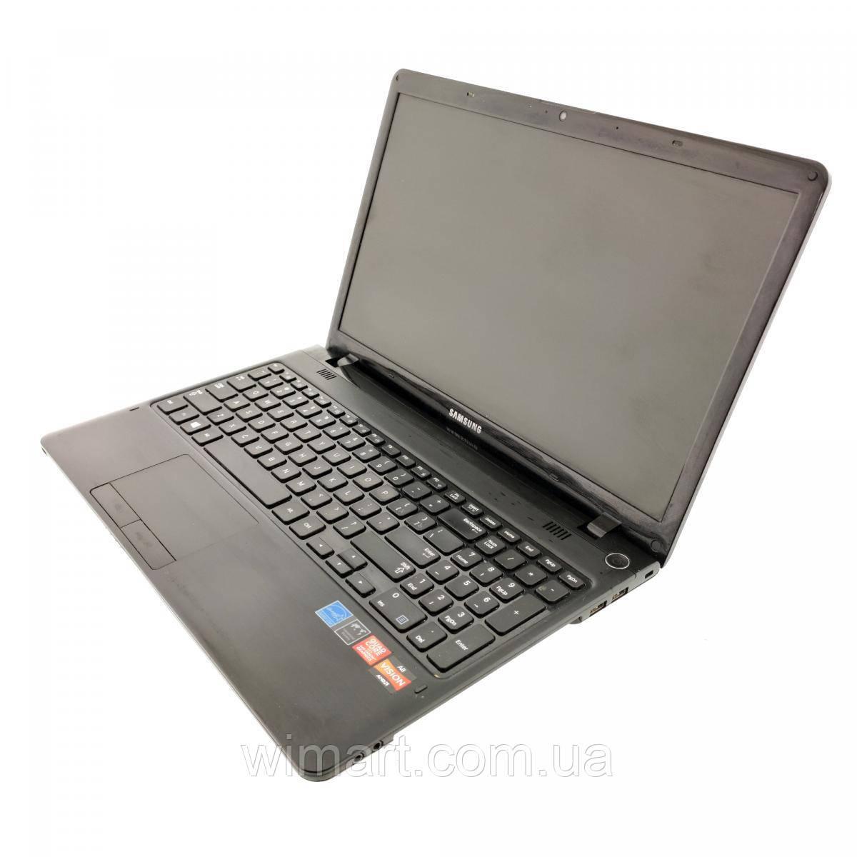 """Ноутбук Samsung NP365E5C 15.6"""" AMD A8-4500M 4GB DDR3 noHDD Б/У"""