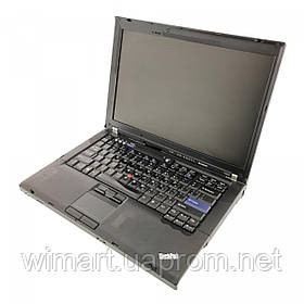 "Б/У Ноутбук Lenovo R400 14"" Intel Core 2 Duo P8700 3GB DDR3 noHDD"