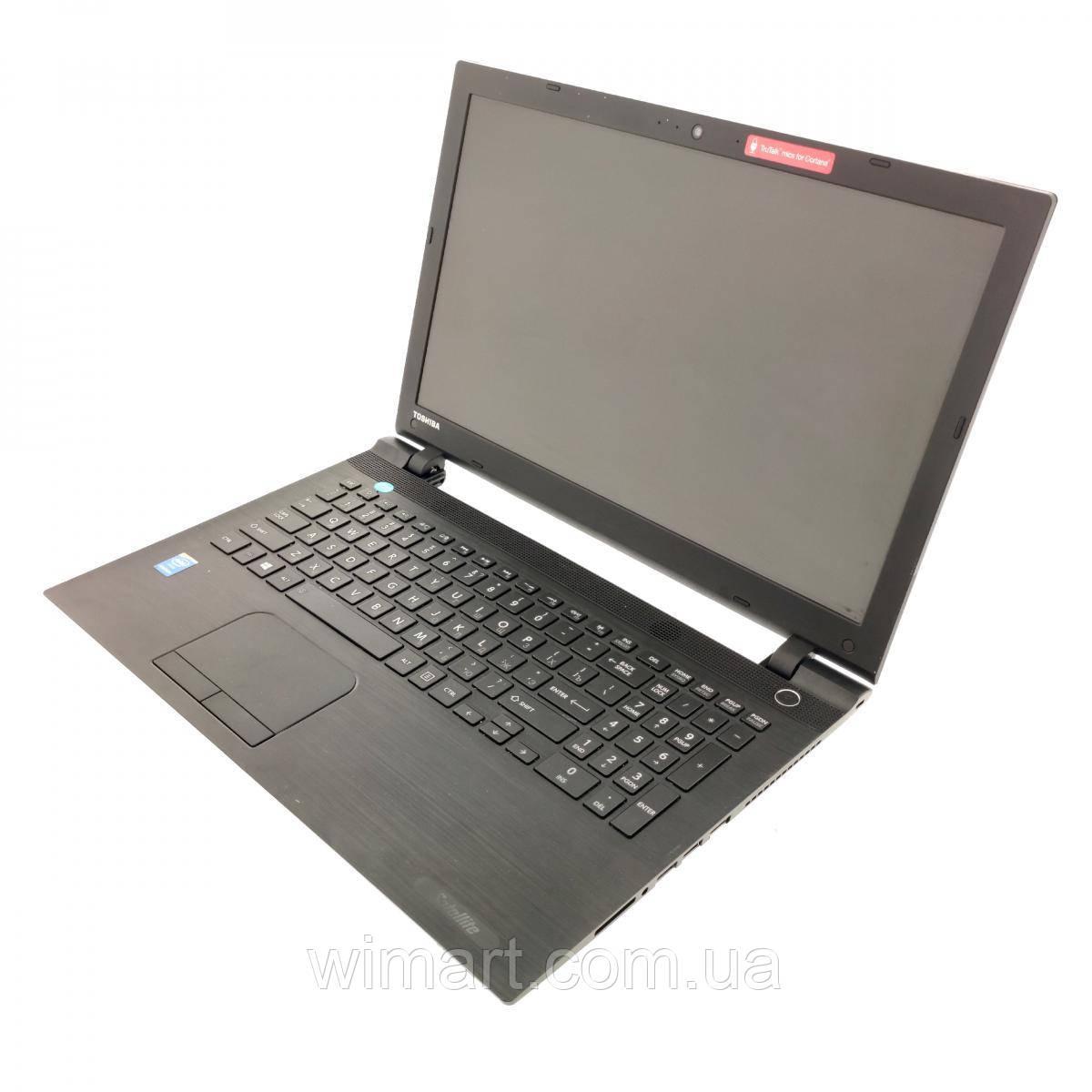 "Б/У Ноутбук Toshiba c55-c5268 15.6"" Intel Pentium N3700 2GB DDR3 noHDD"