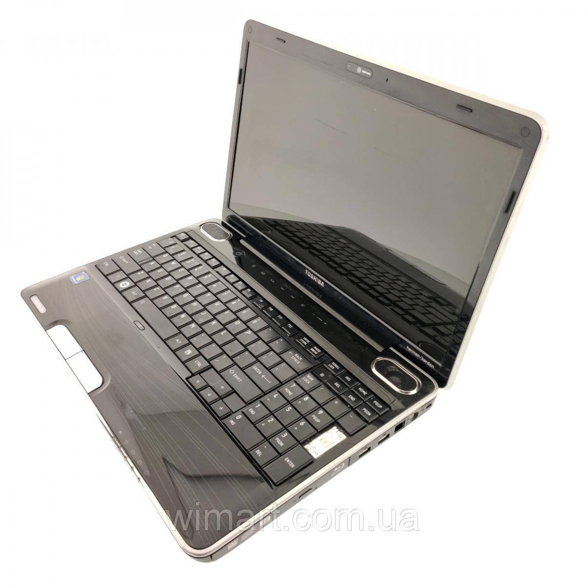 "Б/У Ноутбук Toshiba Satellite A505-S6014 15.6"" Intel i5-430m 2GB DDR3 noHDD"
