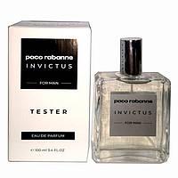 Paco Rabanne Invictus tester 100 ml, мужской