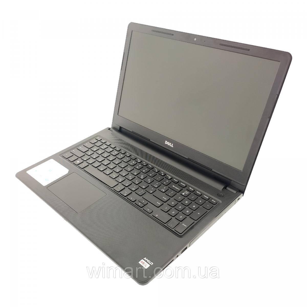 """Ноутбук Dell Inspiron 15-3565 15.6"""" AMD A6-9200 4GB DDR3 noHDD Б/У Класс Б"""