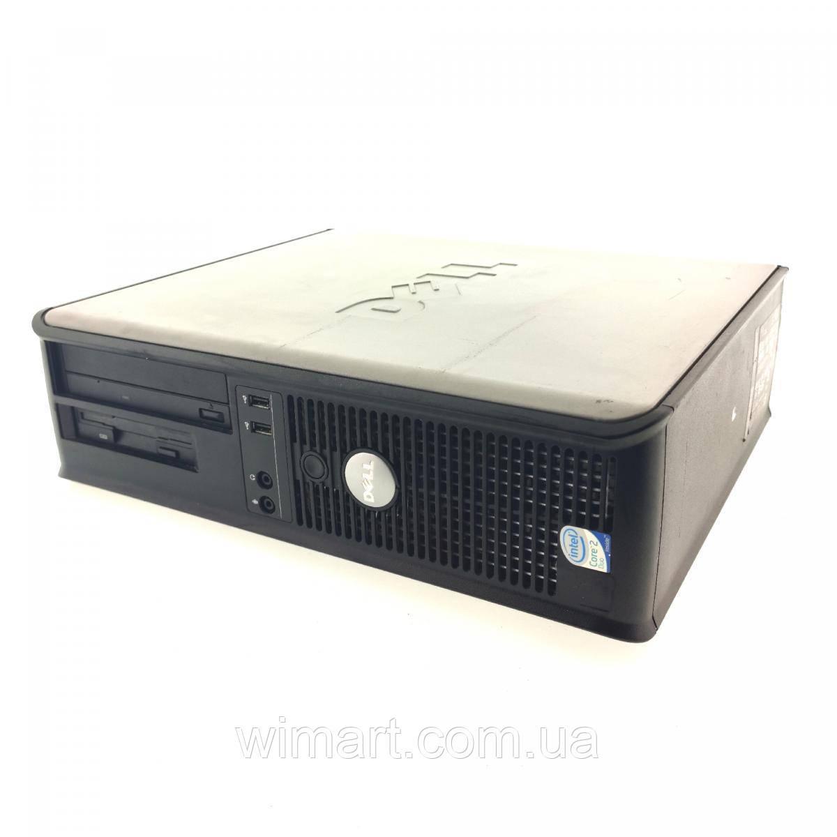 Б/У Системный блок Dell Optiplex 745 Desktop Intel Dual Core E6300 2GB DDR2 noHDD noOS