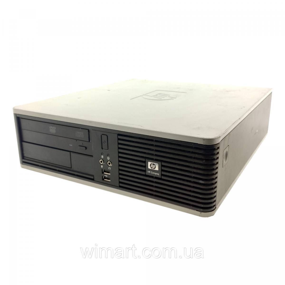 Б/У Системний блок HP dc7900 SFF Intel Dual Core E8400 2GB DDR2 noHDD Vista