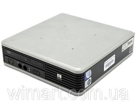 Б/У Системний блок HP dc7800p USFF Core 2 Duo E6750 2GB DDR2 80GB Vista