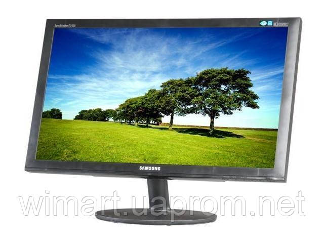 """Б/У Монітор Samsung e2420L Діагональ 24"""" дозвіл 1920x1080 TN Grade B"""