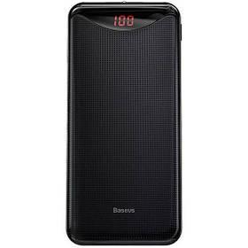 УМБ портативное зарядное Power Bank Baseus PPLN-A01 Gentleman 10000 mAh Black