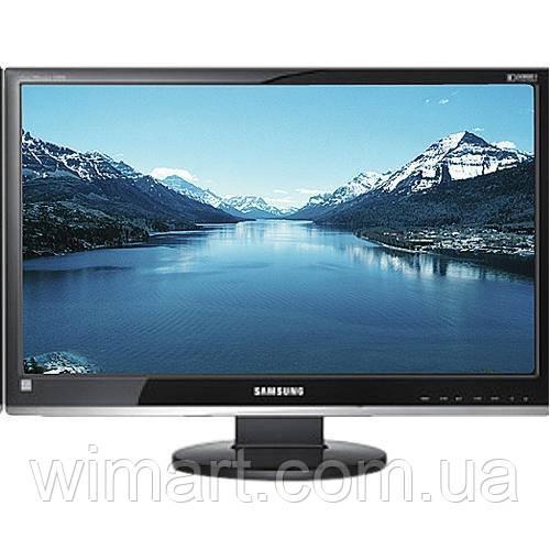 """Монітор HP W2408H Діагональ 24"""" роздільна здатність 1680x1050 TN 16:10 Grade B Б/У"""