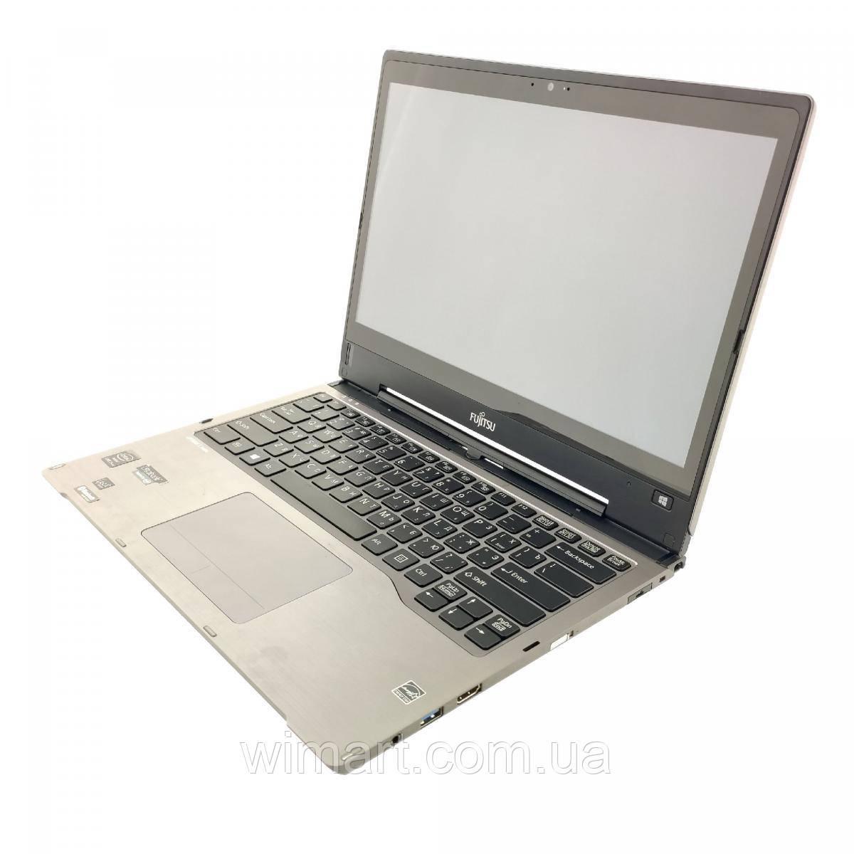 """Ноутбук Fujitsu T904 13"""" Intel i5-4300u 4GB DDR3 noHDD Б/У Клас Б"""