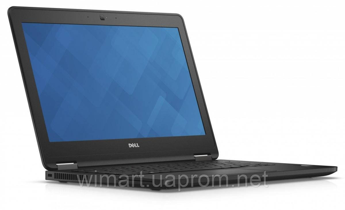 "Ноутбук Dell E7270 / 12.5"" / Intel Core I5-6300U / 8 GB DDR4 / 128 GB SSD Б/У"