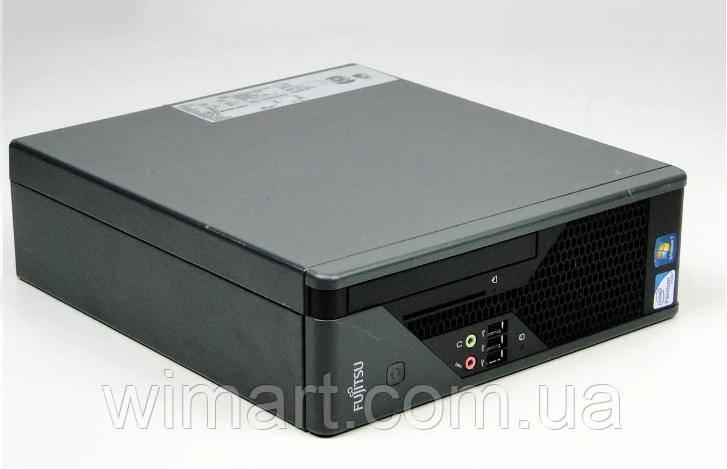 Б/У Системный блок Fujitsu Esprimo Q520 USFF Intel Core i3-4160T 4GB DDR3 noHDD Win8