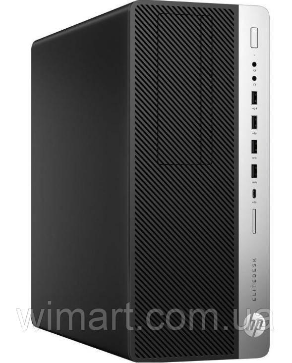 Системный блок HP EliteDesk 800 G1 / Tower / Intel Core i5-4570 / 4GB DDR3 / 250GB / Windows Б/У
